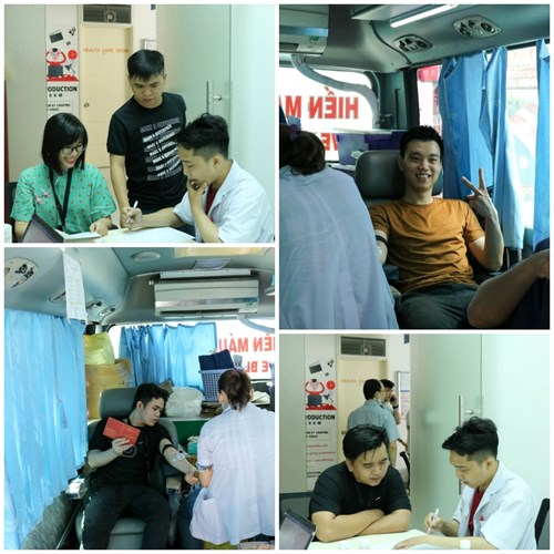 S3Corp Blood Donation 2