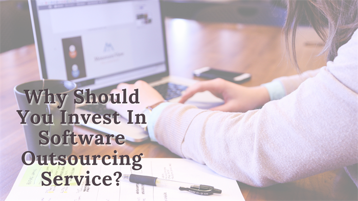 Why Should You Invest In Software Outsourcing Service_