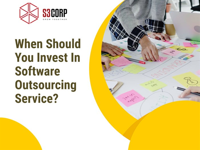 When should you invest in software development outsourcing service