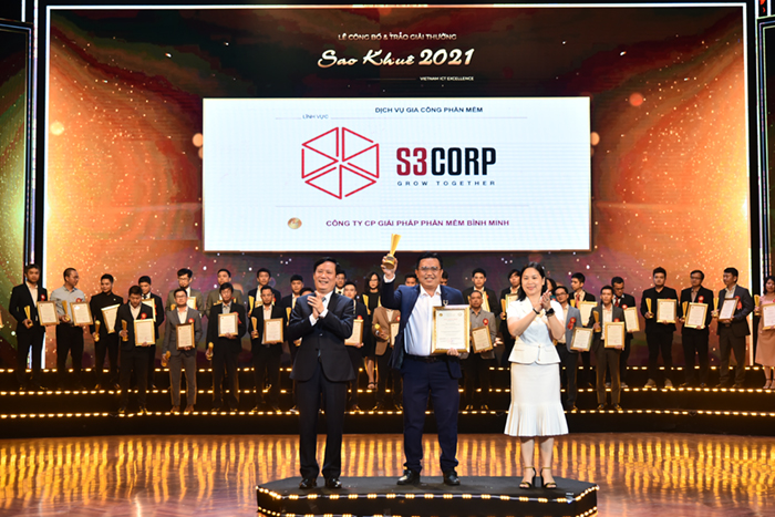 S3Corp . At Sao Khue Awards 2021 (1)